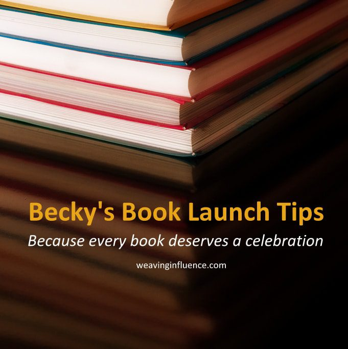 Best Book Launch Tips: Stay Centered post image