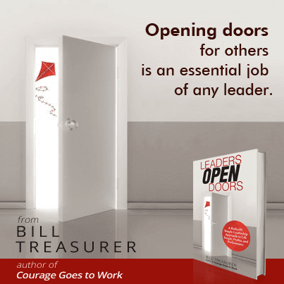 Opening Doors for Others is NOT Chivalry post image