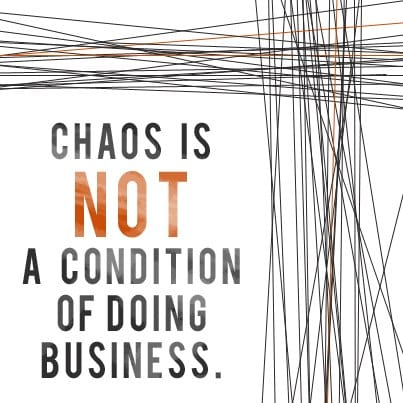 Chaos and Mentoring post image