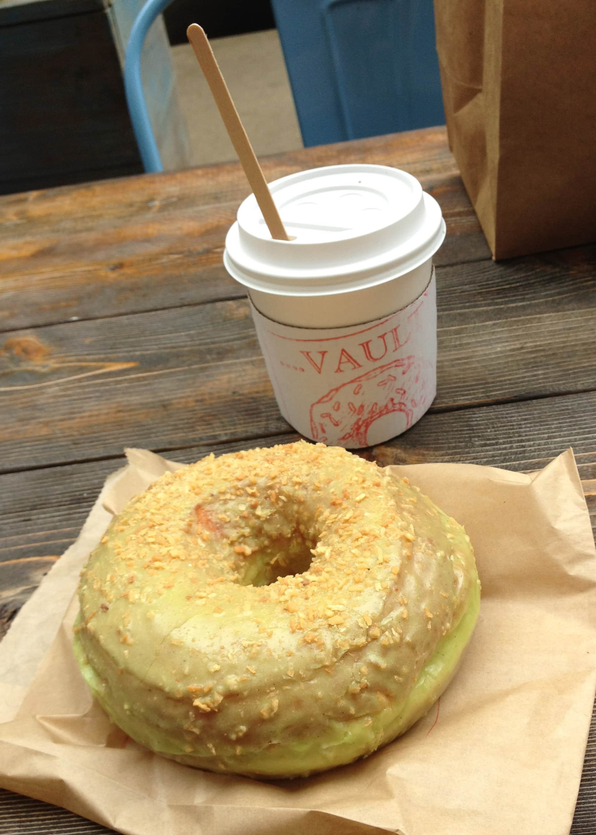 Social Currency at The Doughnut Vault