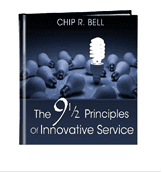 Featured on Friday: Chip Bell Guest Post post image