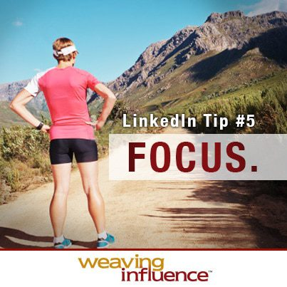 Training for LinkedIn Success: Focus post image