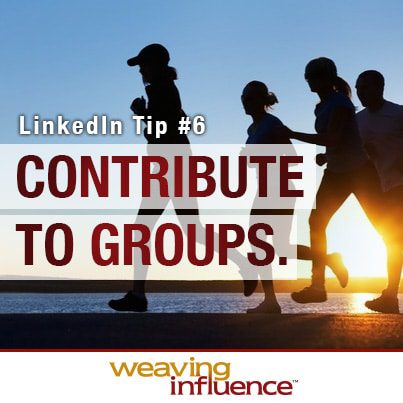 Training for LinkedIn Success: Contribute to Groups post image